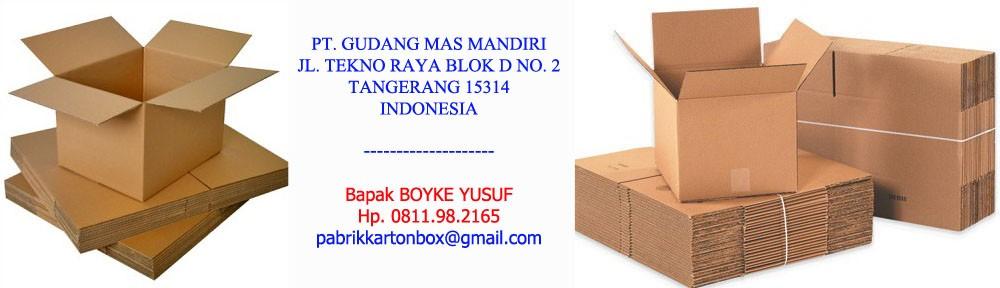 Pabrik Karton Box, Pabrik karton box corrugated, Pabrik karton Box ...